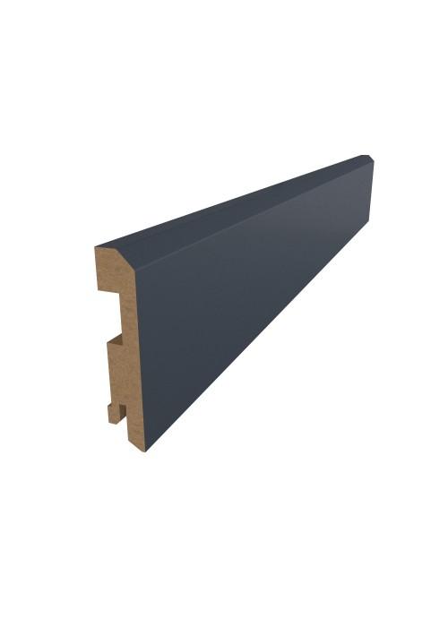 Плинтус прямой для серии E (16*80*2070)